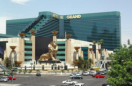 מלון קזינו MGM גרנד הוטל, לאס וגאס
