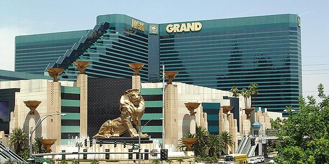 מלון קזינו MGM גרנד הוטל לאס וגאס , צילום: ויקימדיה