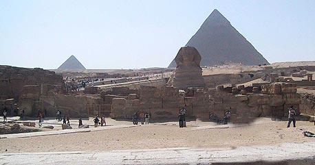 תקופה קשה צפויה לתיירות המצרית