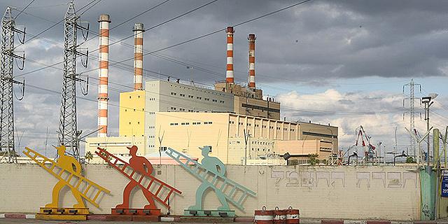 תחנת כוח בחיפה, צילום: אלעד גרשגורן