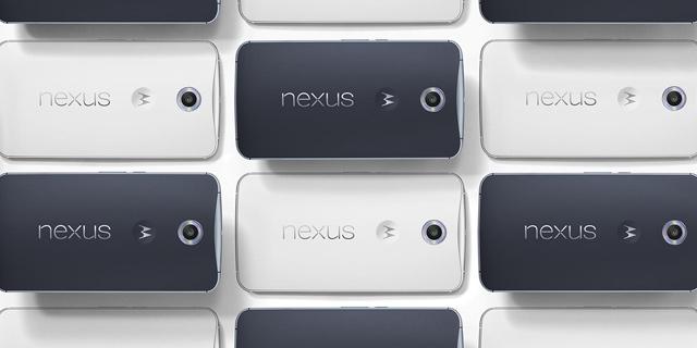 מכשירי נקסוס 6
