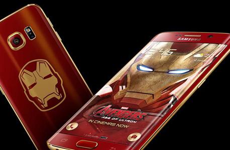 סמסונג גלקסי S6 איירון מן