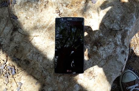 LG G4, צילום: רפאל קאהאן