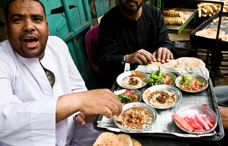 פול בקהיר, מצרים