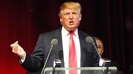 """""""אם אבקש מאנשים לנקוב בשמו של מנהיג אמריקאי גדול, הם יגידו דונלד טראמפ. זה משום שיש לו תוכנית טלוויזיה והוא שם את השם שלו על כל דבר"""""""