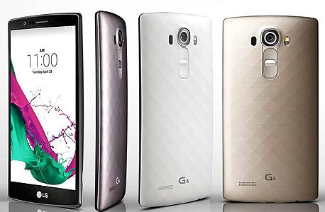 סמארטפון LG  G4