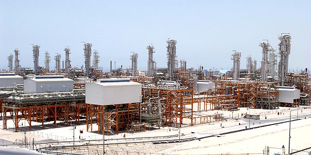 שדה נפט באיראן, צילום: בלומברג
