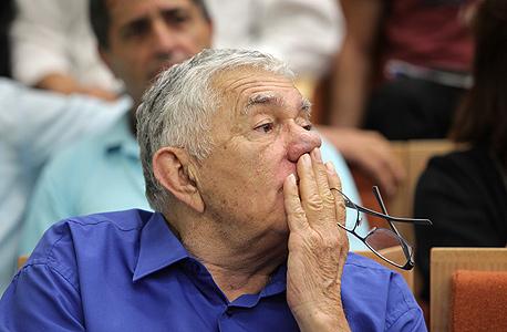 צבי בר, ראש עיריית רמת גן לשעבר, צילום: אוראל כהן