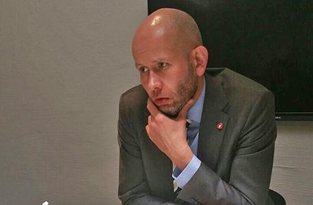שר האנרגיה הנורווגי, תורד ליין