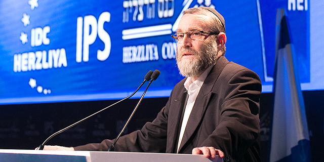 גפני: אני מודאג מהחרמת ישראל, יש לקדם תהליך מדיני