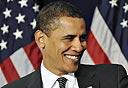 """נשיא ארה""""ב, ברק אובמה, צילום: בלומברג"""
