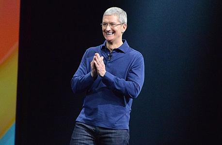טים קוק אפל OS X אל קפיטן