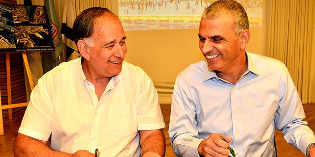 הסכם גג שני לחיפה: ייבנו 10,000 דירות בתקציב של כ-3 מיליארד שקל