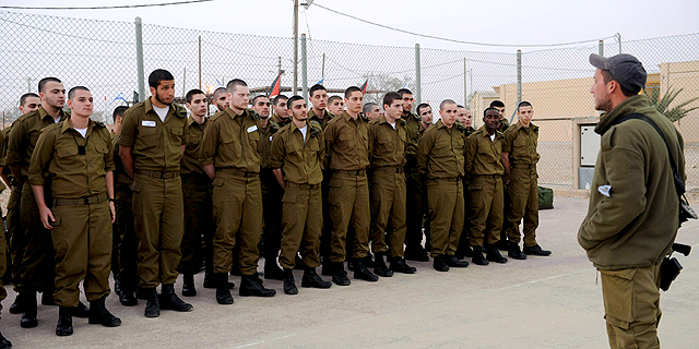 מחנה שבטה. המבנים קיימים בבסיס משנות ה-50, צילום: ישראל יוסף