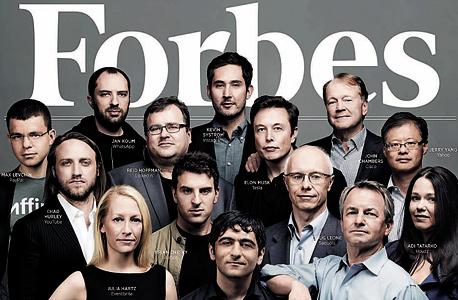 """טטרקו על שער """"פורבס"""" לפני כשנה, לצד מייסדי יאהו, יוטיוב, וואטסאפ, אינסטגרם, לינקדאין, פייפאל, דרופבוקס, Airbnb ועוד. קפיצה מהירה למועדון הנחשב של הסטארט־אפים המובילים בעולם"""