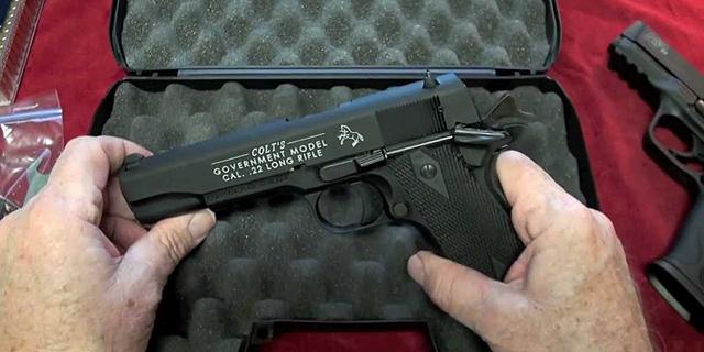 עכשיו זה רשמי: יצרנית האקדחים קולט הגישה בקשה לפשיטת רגל