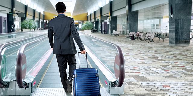 מספר המזוודות האבודות צנח ב-2015 לשפל של כל הזמנים
