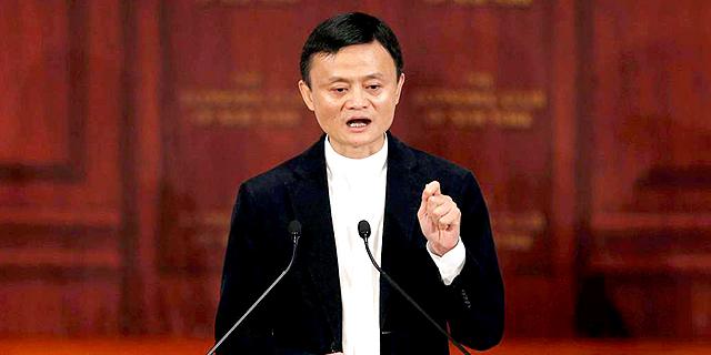 עליבאבא הסינית מחפשת השקעות בארץ