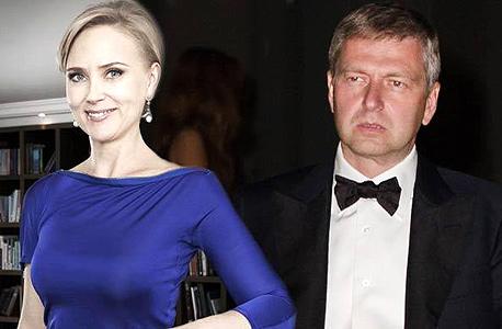 המיליארדר הרוסי דמיטרי ריבולובלב ואשתו לשעבר אלנה, שהתגרשו בשנה החולפת
