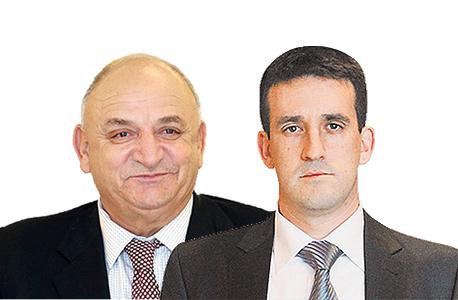 מימין רועי ורמוס ו יצחק תשובה, צילום: אוראל כהן וראובן שוורץ