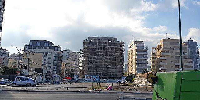 בנייה, צילום: דוד הכהן
