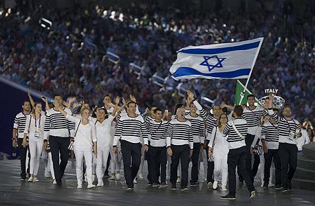 המשלחת הישראלית לבאקו. אזרבייג