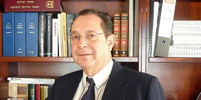 מנהל בתי המשפט לשעבר כתב חוות דעת והסתבך עם הלקוח
