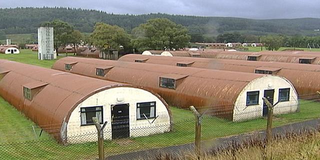 מבט על המחנה, צילום: flickr / Anne