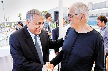 ראובן אדלר ופיני כהן