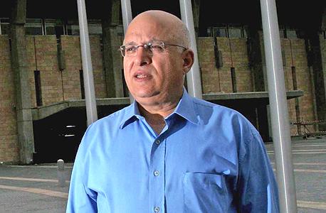 אביגדור יצחקי חבר כנסת יושב ראש הקואליציה, צילום: אלכס קולומויסקי