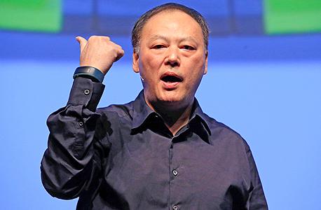"""פיטר צ'ו, מנכ""""ל HTC"""