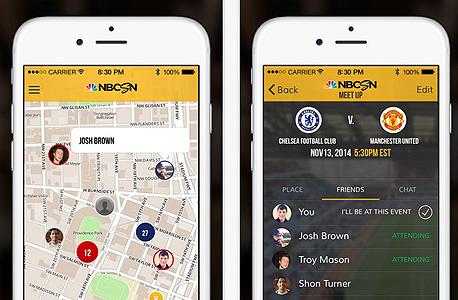 "Match Maker NBC אפליקציות חו""ל תיירות"