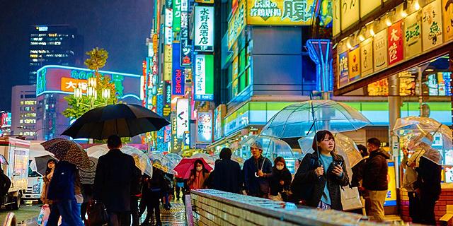 טוקיו. האם יפן תיפטר מהדפלציה?, צילום: Flickr