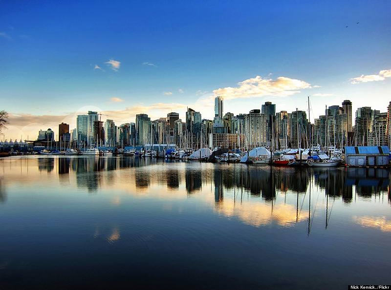 3. ונקובר, קנדה