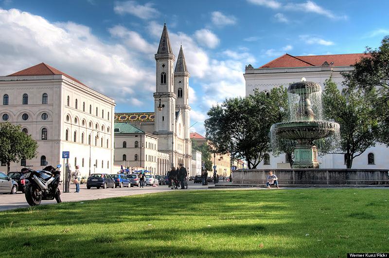 במקום ה-4: מינכן, גרמניה, צילום: Flickr