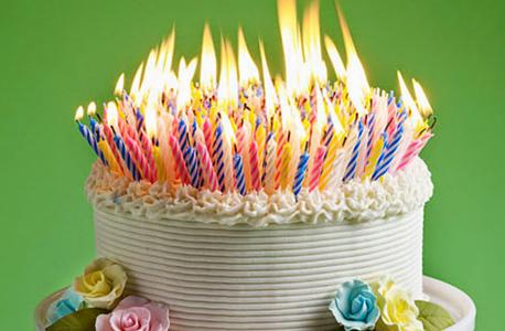 עוגה עוגת יום הולדת תוחלת חיים פנסיה