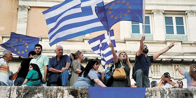 """""""יוון? זה רק תחילת הבעיות המסוכנות שיש בגוש היורו"""""""