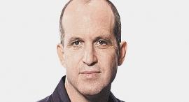 """אלדד קובלנץ המנכ""""ל הזמני של תאגיד השידור הציבורי , צילום: אוראל כהן"""