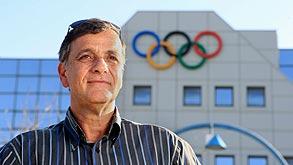 """אפרים זינגר, מנכ""""ל הוועד האולימפי. יאחד כוחות עם מנהל הספורט?"""