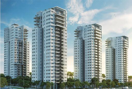 """חירתכם: דירות 4 ו-5 חדרים, דירות גן פנטהאוזים ומיני פנטהאוזים החל מ-1,600,000 ש""""ח"""