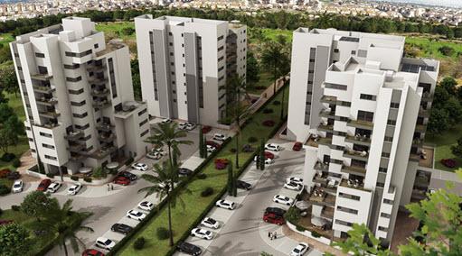 דירות 3-4 חדרים החל מ-750,000 ₪