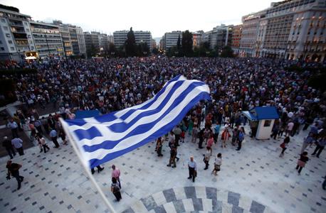 יוון. שבוע קריטי בגוש היורו