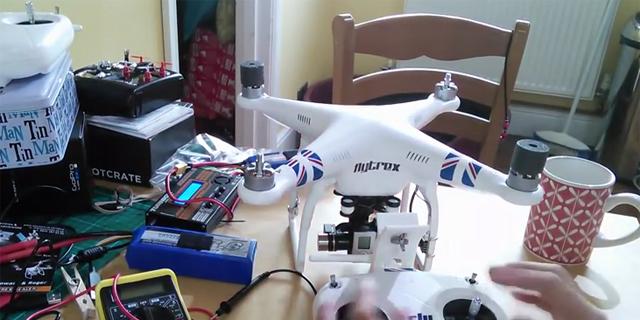 סנאפ רכשה ספקית רובוטים מעופפים