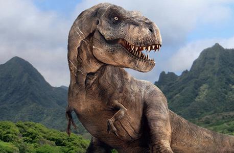 דינוזאור בעולם היורה. שובר שיאים