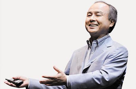 מייסד סופטבנק מאסיושי סאן, צילום: בלומברג