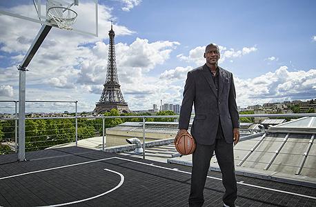 מייקל ג'ורדן NBA פריז נייקי אייר ג'ורדן, צילום: אימג'בנק, Gettyimages