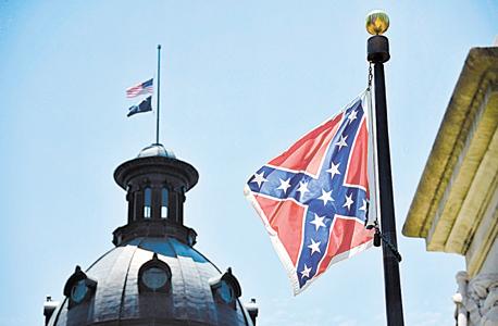 דגל הקונפדרציה , צילום: איי אף פי