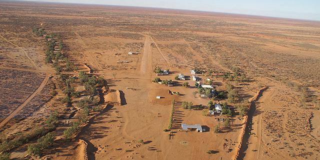 למכירה באוסטרליה - חווה בשטח הגדול פי 5 מישראל