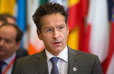 ירון דיסלבלום, נשיא היורוגרופ ושר האוצר של הולנד