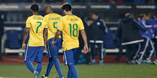 השחיתות הרגה את נבחרת ברזיל